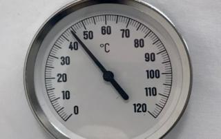 Boilertemperatur