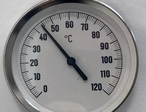 Welche Temperatur im Boiler einstellen?
