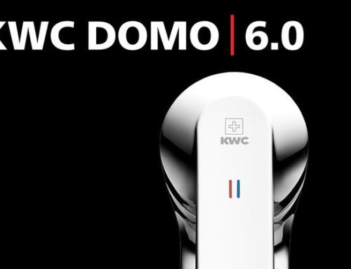 KWC DOMO6.0 – Die beliebteste Armatur der Schweiz in neuer Bestform