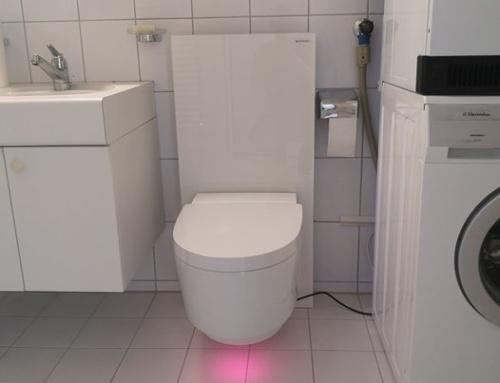 Dusch WC in einer Mietwohnung?